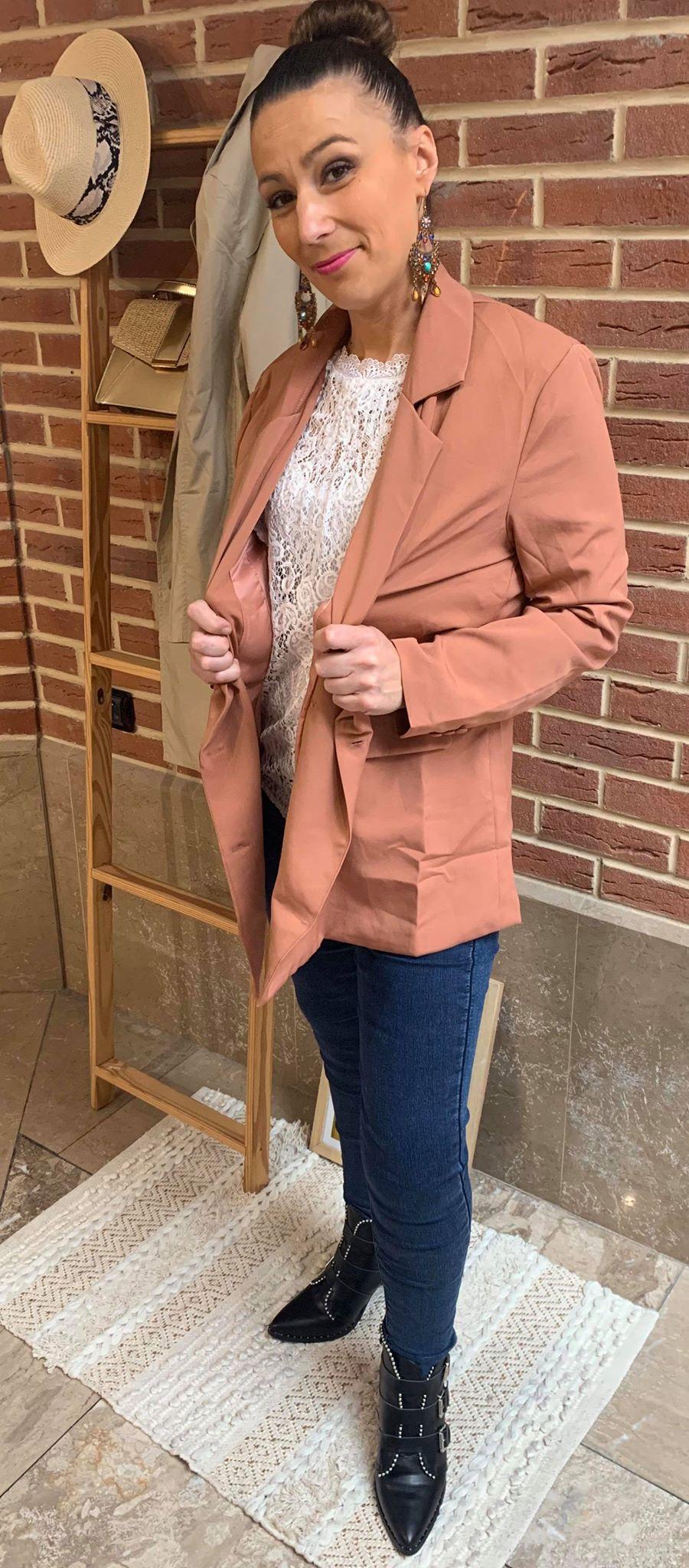 blazer rosé  - BLA_ROS_COU