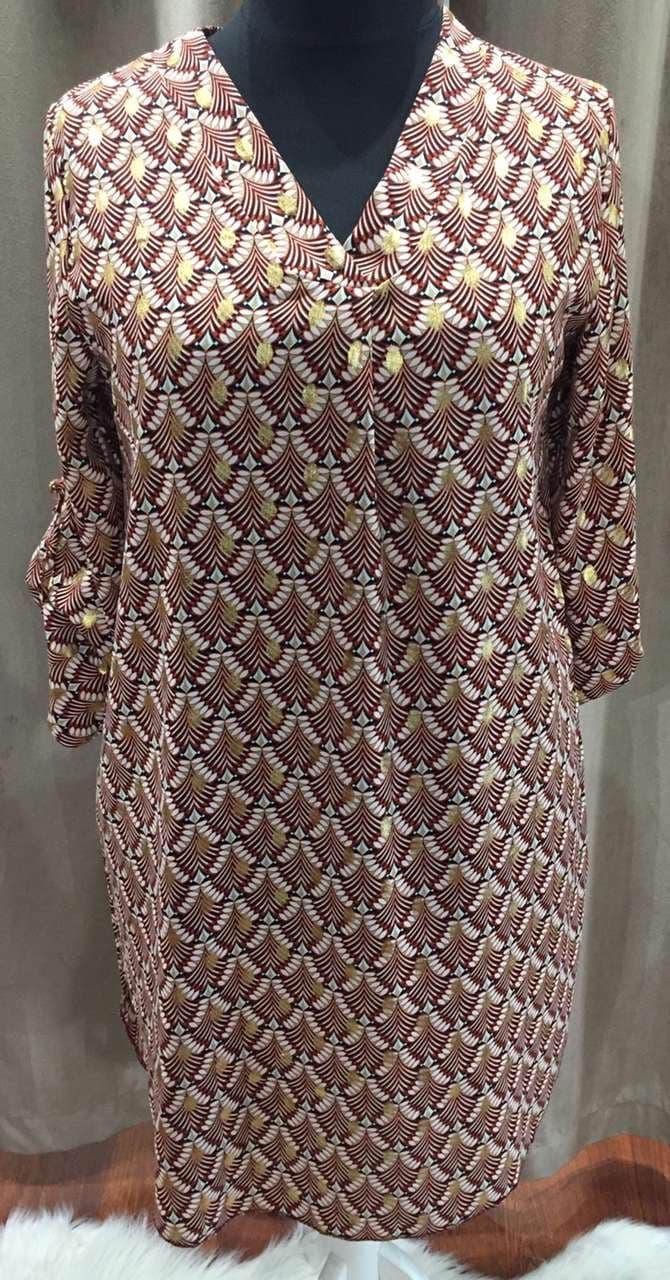 robe droite motif - ROB_DRO_MOT