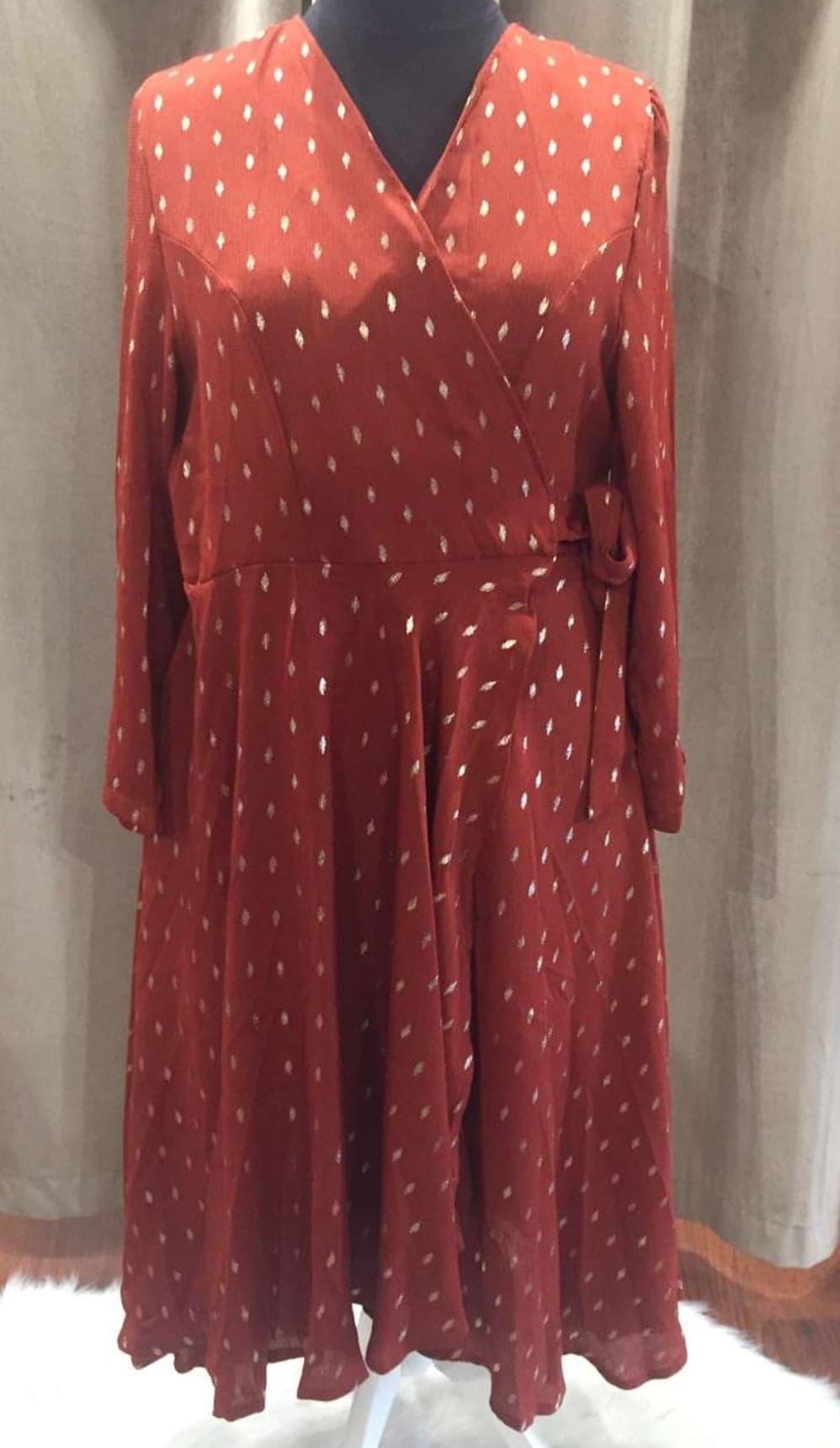 robe kimono rouille - ROB_KIM_ROU