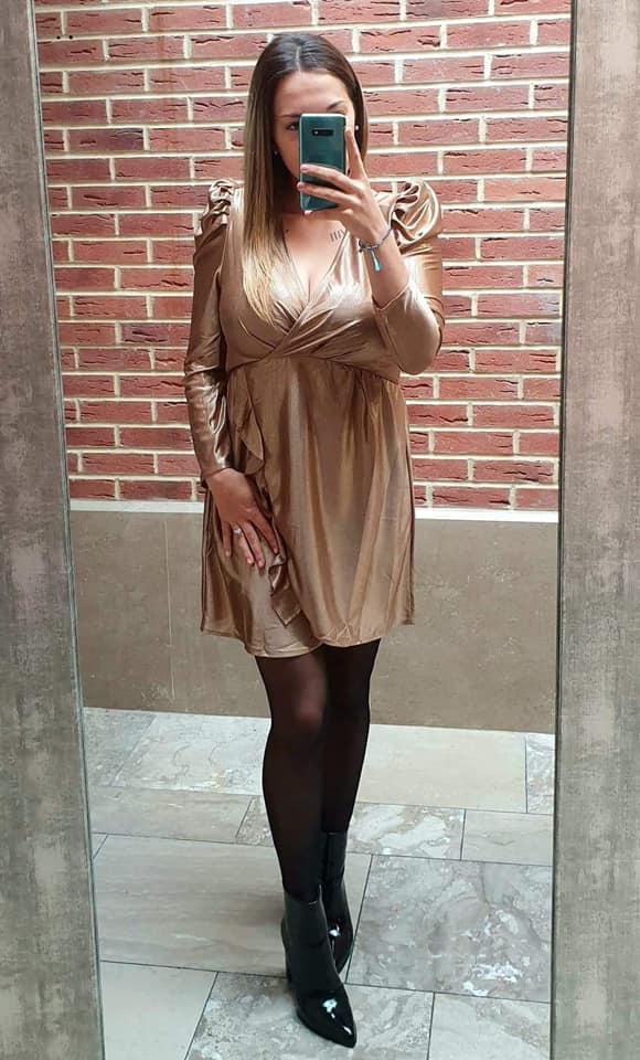 robe soirée - ROB_SOI_OR