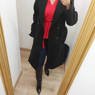 manteau classique noir - man-cla-noi