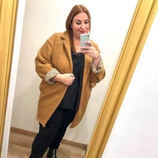 manteau côtelé camel - man-cot-cam
