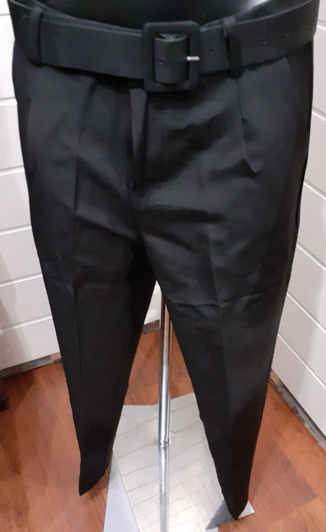 pantalon noir classic - pan-noi-cla