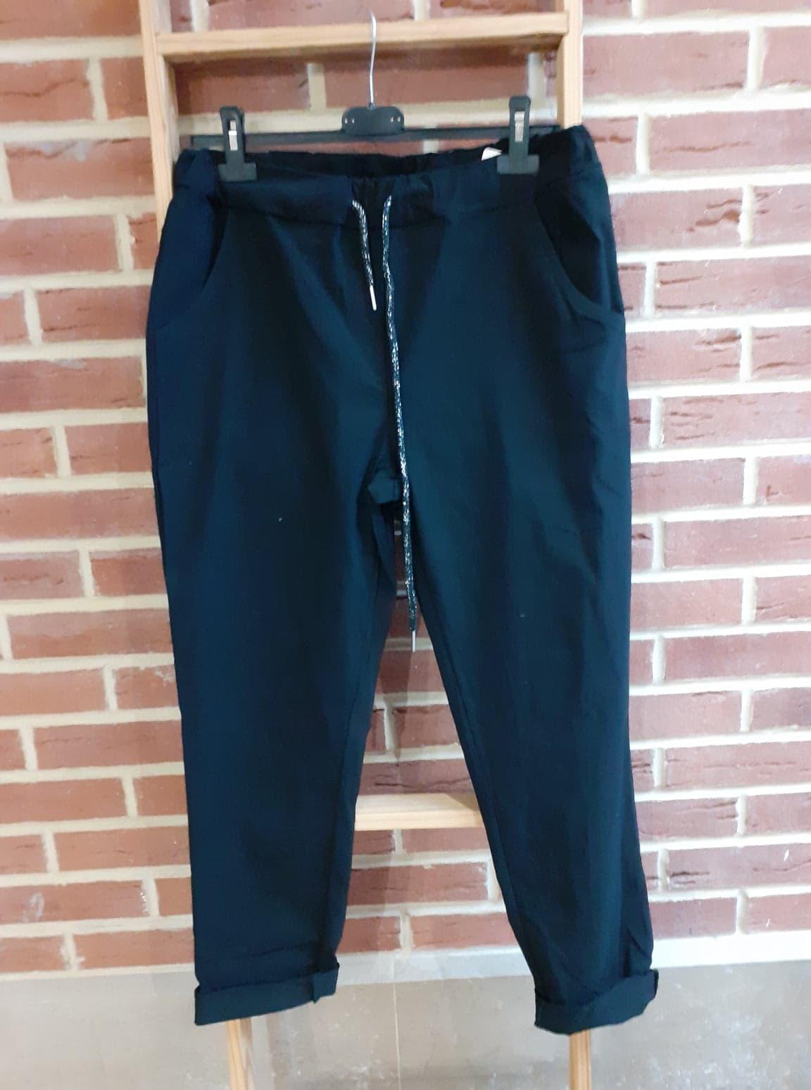 pantalon noir  - pan-noi