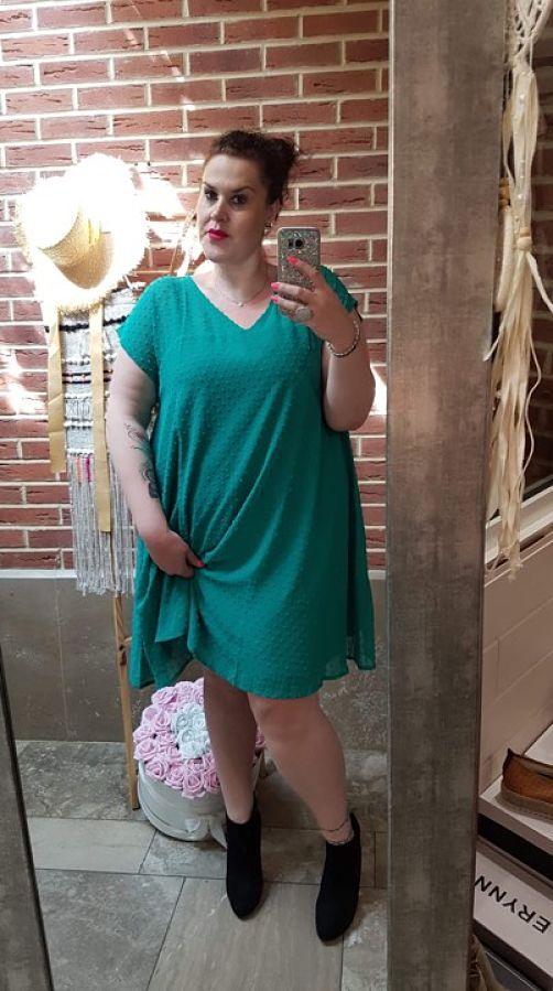 robe à pois - poie
