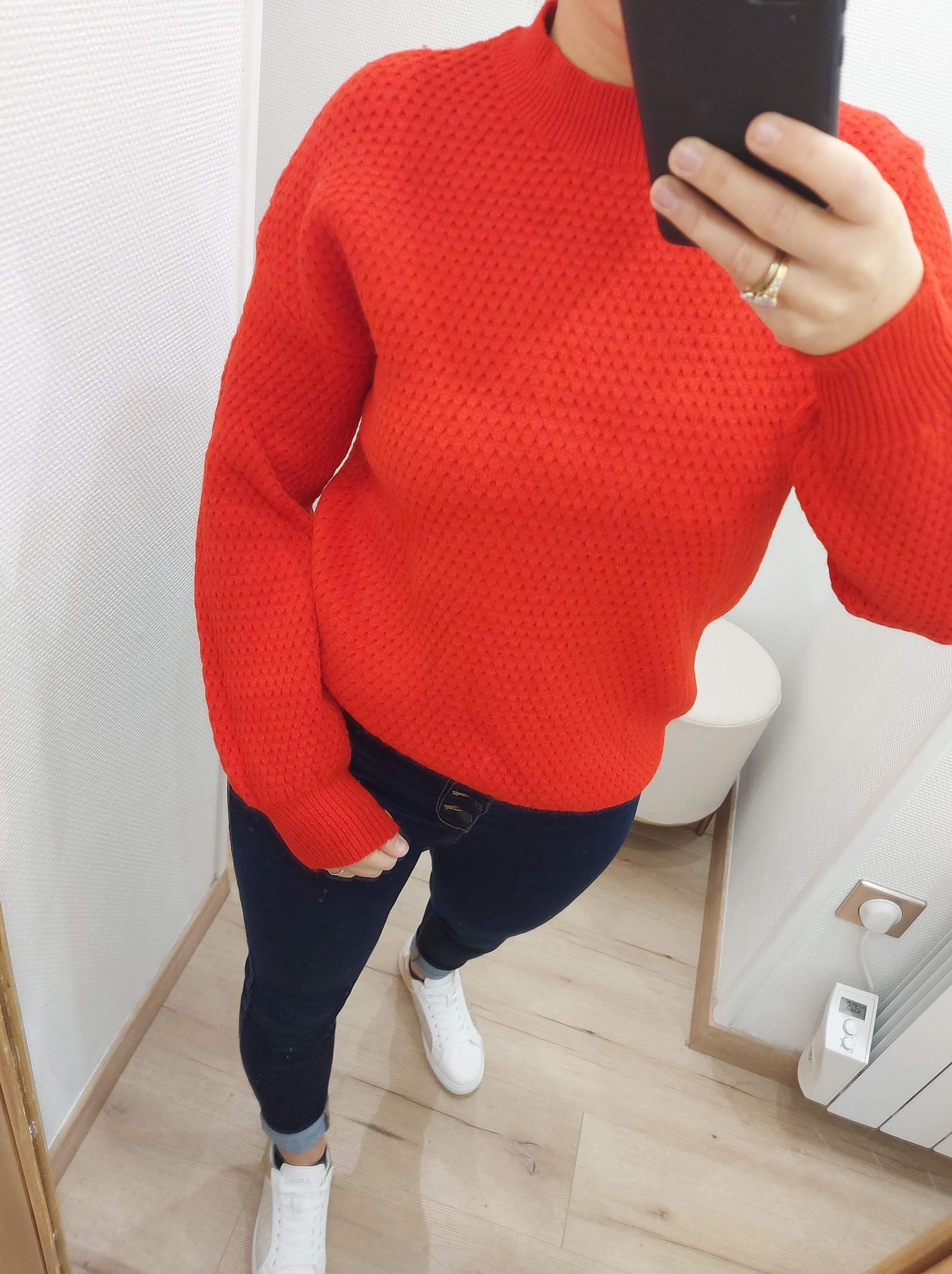 pull rouge - pul-rou