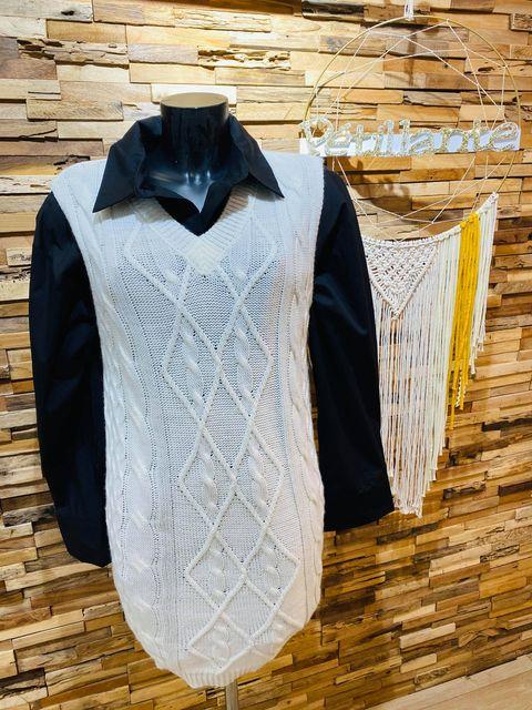 robe laine sans manche - rob-lai-san-man