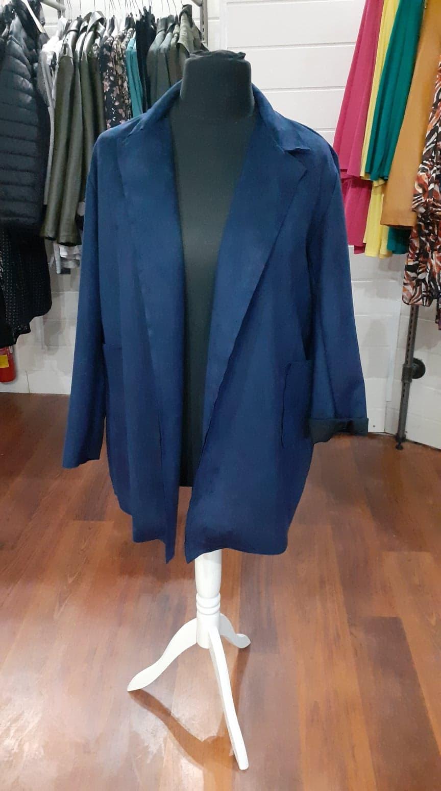 veste bleu peau de peche - ves-ble-pea-pec
